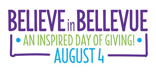 Believe In Bellevue Logo