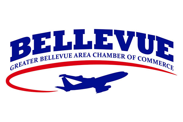 bellevue greater bellevue area chamber of commerce logo