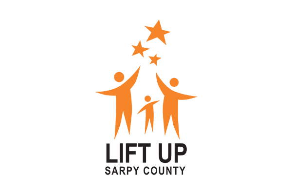 Lift Up Sarpy County Logo