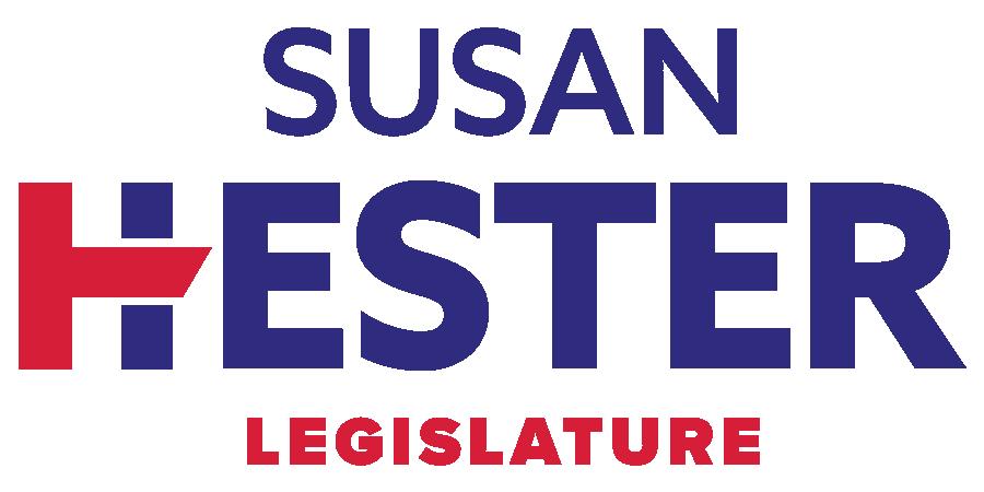 SusanHesterLegislature logo